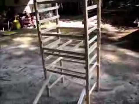 Simple DIY Solar Food Dehydrator