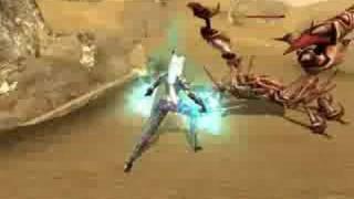 ハンゲーム【アークロード(ARCHLORD)】swashbucklerプレイムービー