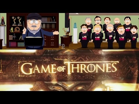 South Park  Wiener song + Game of Thrones Theme TOGETHER