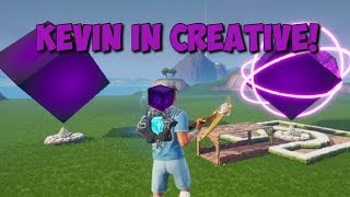 Fortnite Creative | How to get Kevin in SEASON 9