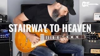 Led Zeppelin Stairway to Heaven... But It's a 10 Minutes Guitar Solo! Pykmax - Guitar Pick