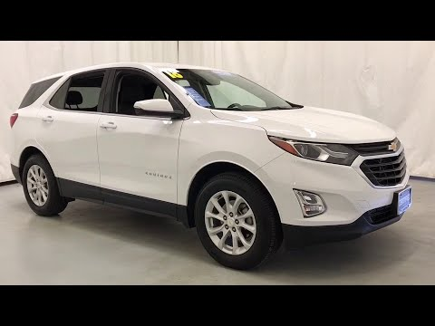 2018 Chevrolet Equinox Des Plains, Niles, Glenview, Chicago, Elk Grove, IL TP1842