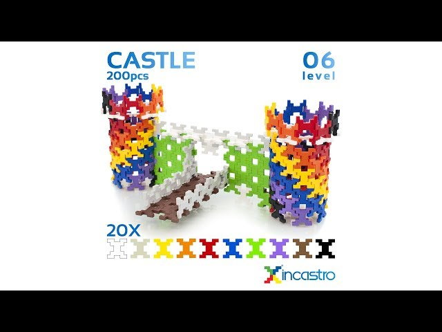 INCASTRO | Level  6 | Castle