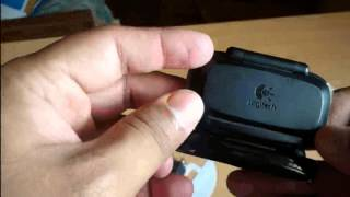 Logitech c525 HD Webcam Unboxing and Review