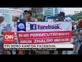 Akun Diblokir, FPI Demo Kantor Facebook