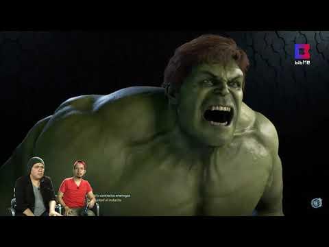 ¡Vengadores unidos! Paco Trampas y Enrique juegan Marvel's Avengers