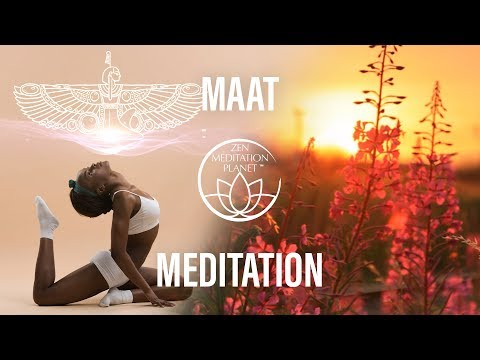 Maat Meditation Music - Harmony for the Soul