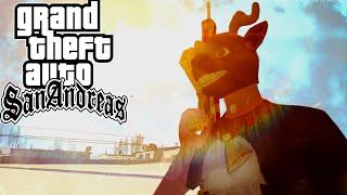 Novas animações para GTA San Andreas 2015
