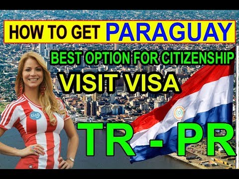 How To Get Paraguay Visit Visa [Business Visa] [Citizenship] Urdu 2018 By Premier Visa Consultancy