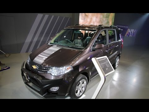 2016 Chevrolet Enjoy (special edition) - (at Auto Expo 2016)