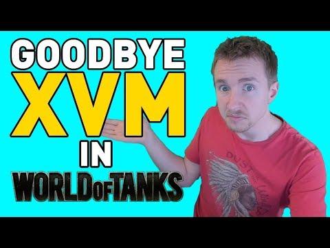 GOODBYE XVM HELLO ANONYMIZER In World Of Tanks