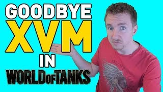 GOODBYE XVM HELLO ANONYMIZER in World of Tanks