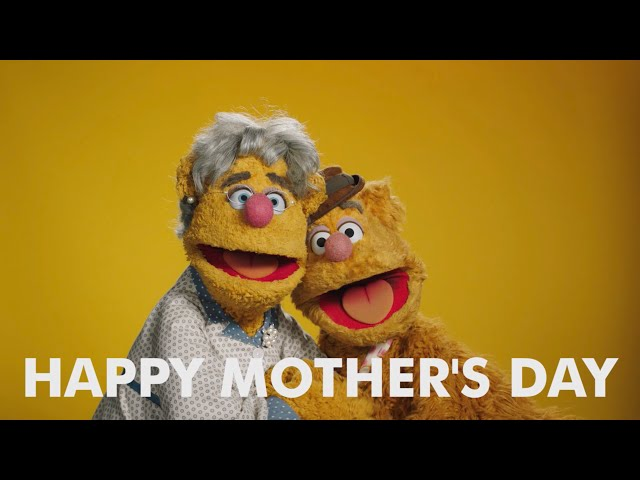 Happy Mother's Day from Fozzie Bear and Ma Bear! | The Muppets