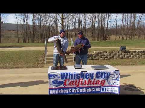 Whiskey City Catfish Club - Tanners Creek 3/25/18