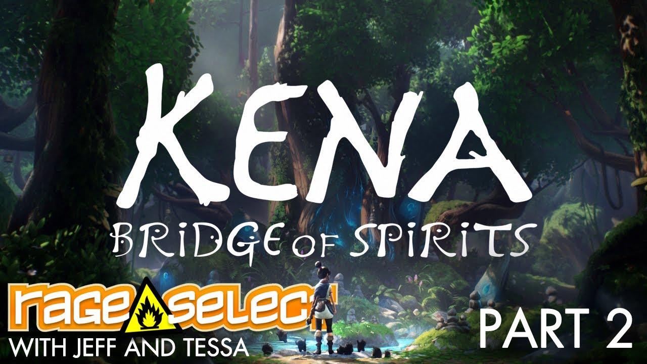 Kena: Bridge of Spirits (The Dojo) Let's Play - Part 2