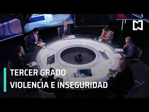 Violencia e Inseguridad en México: Tercer Grado - Programa Completo 08 mayo 2019