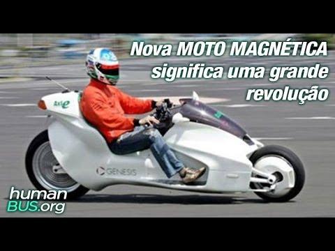 832beb803c6 Japão revela nova Moto Eletro Magnética Híbrida - YouTube