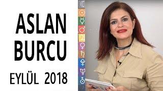 Aslan Burcu Eylül 2018 Astroloji