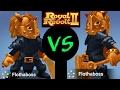 ROYAL REVOLT 2 - FLOTHABOSS vs FLOTHABOSS