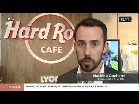 Un Hard Rock Café à Lyon