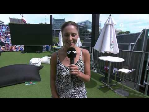ASB Classic Day Session Highlights - Thursday 7 January 2016