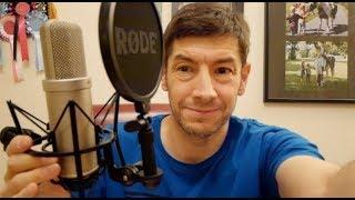 Rode NTK Microphone Vlog 5 - My new Røde NTK Valve Microphone