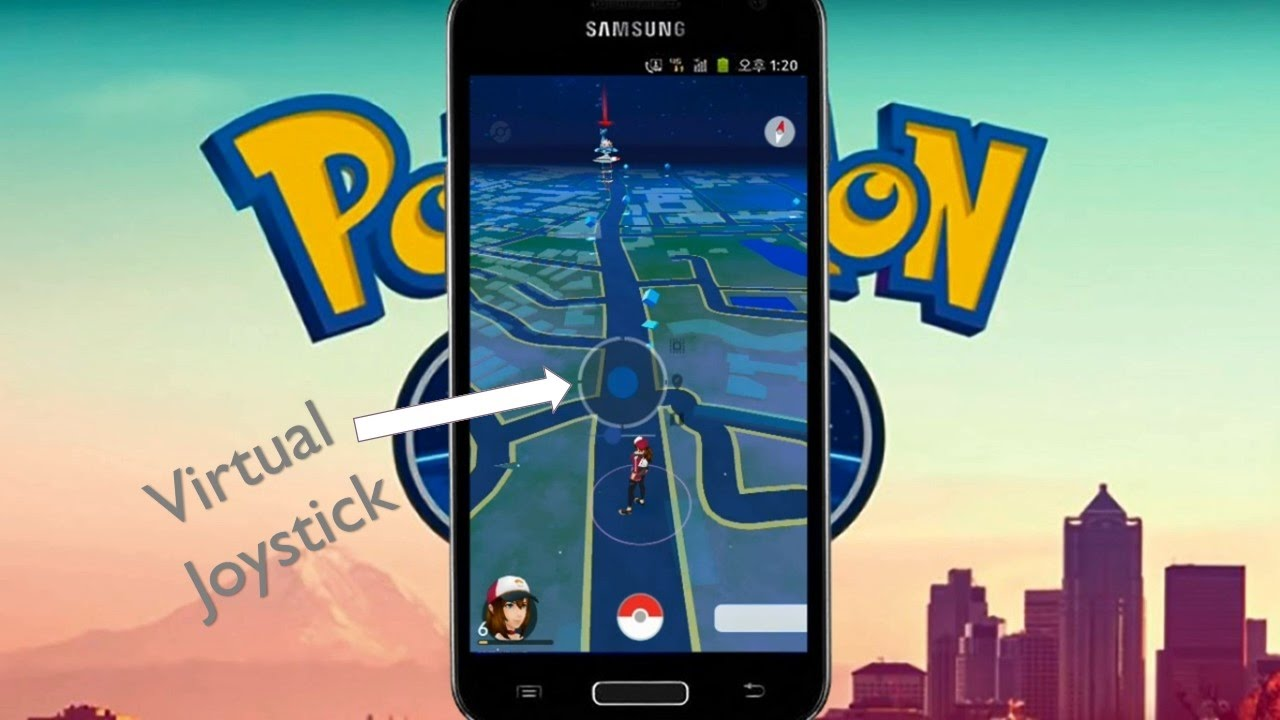 How to play Pokemon Go without moving android no root | Play Pokemon Go  fake GPS no root 2019