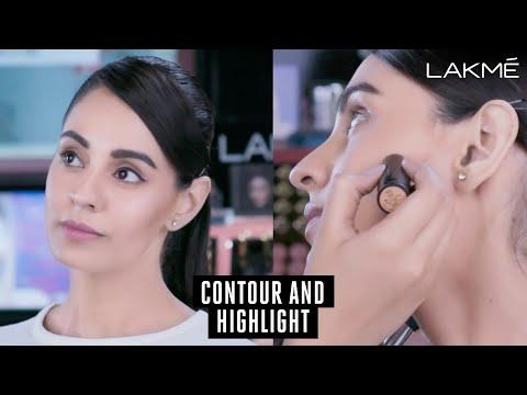 Contour and Highlight Like a Pro with Lakme Beauty Advisor