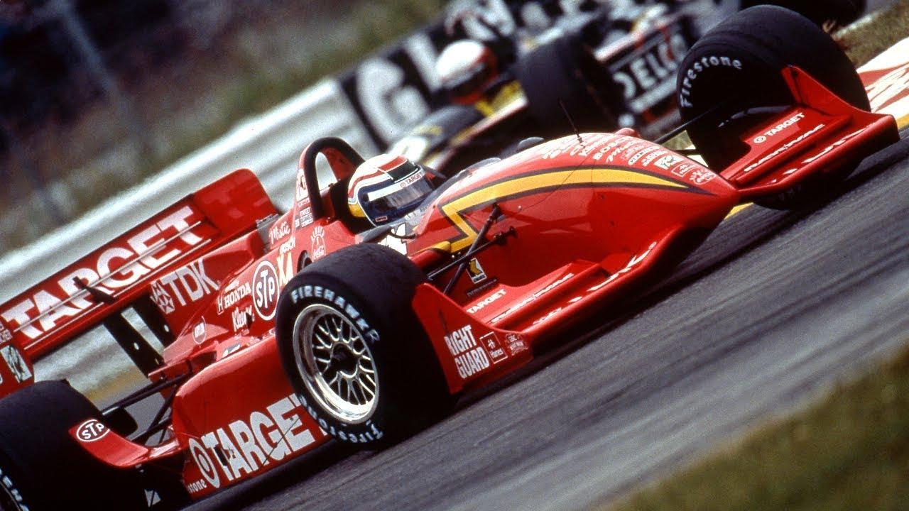 Classic Rewind: Zanardi's back in the USA