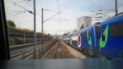 [RER D] Cab Ride Villiers-le-Bel - Gonesse - Arnouville à Juvisy suivi d'un Juvisy - Malesherbes (W)