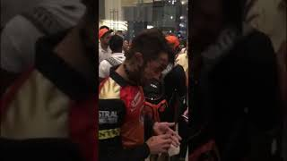 Rashid Khan says no to Champagne celebration after the match-winning performance against KKR thumbnail