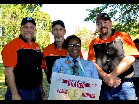 MDOT MTA Bus Roadeo Champion Leslie Hawkins Makes History