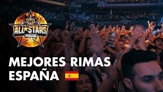 Mejores rimas God Level All Stars España 2020 | Red Bull Batalla de los Gallos