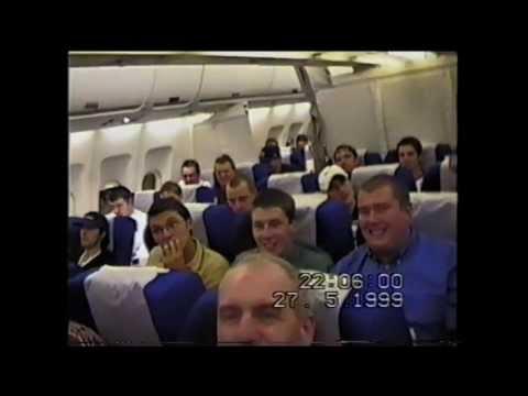 Manchester United Champions League Final Nou Camp 1999 The Treble Season Video Blog  26.05.99