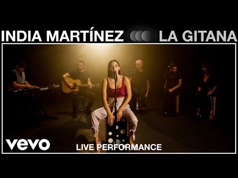 India Martinez - La Gitana - Live Performance   Vevo