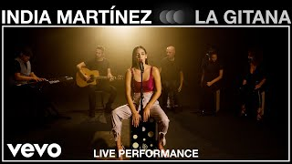 India Martinez - La Gitana - Live Performance | Vevo