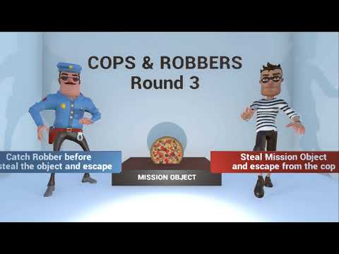 HELLO NEIGHBOR COPS AND ROBBERS MULTIPLAYER | Hello Neighbor Mod