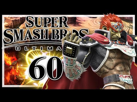 SUPER SMASH BROS. ULTIMATE # 60 👊 Das Triforce komplettieren! • Super Smash Bros. Ultimate thumbnail