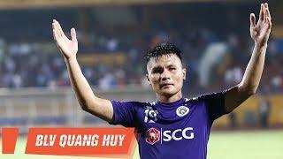 BLV Quang Huy nói gì về màn trình diễn đẳng cấp của Quang Hải tại AFC Cup 2019?