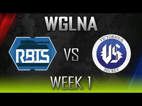 RBIS vs Victorious Secret S5 Wk1 D1