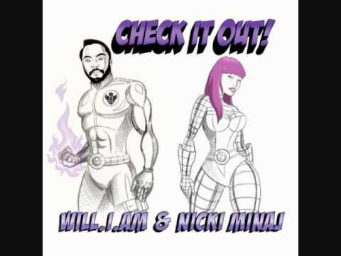 Nicki Minaj  Check It Out Instrumental