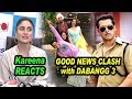 Kareena REACTS on 'GOOD NEWS' Clash with Salman's 'DABANGG 3'