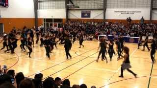 INTRO Movement at UC Merced - Midnight Madness 2013