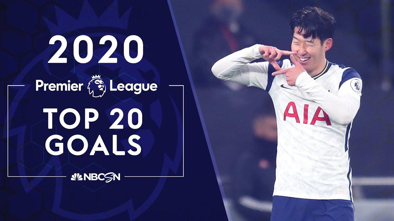 Download Top 20 Premier League goals of 2020 | NBC Sports