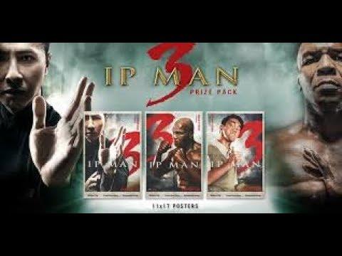 IP MAN 3 - 2. Wing Chun VS Boxing (Mike Tyson) Pertarungan Sengit Pertempuran Dasyat Dahsyat Seru