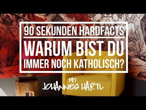 Warum Bist Du Immer Noch Katholisch? - 90 Sekunden Hardfacts Mit Johannes Hartl