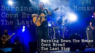 Dave Matthews Band - Burning Down The House - Corn Bread - The…