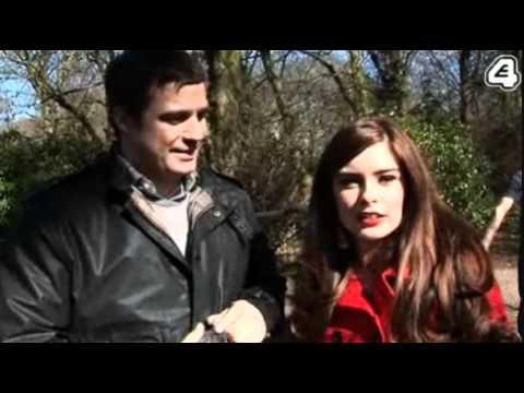 Hollyoaks Backstage - Jamie Lomas & Rachel Shenton