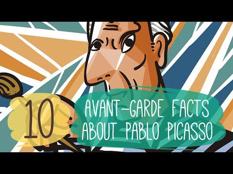10 Avant-Garde Facts about Pablo Picasso