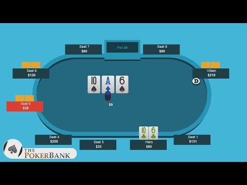 Bottom Two Pair In A MW Pot | Ask SplitSuit